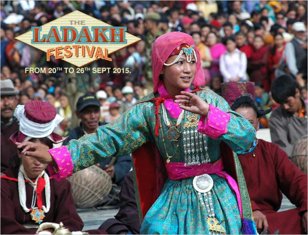 Ladakh Festival Guide - 20th September to 26th September 2015 @TheRoyaleIndia