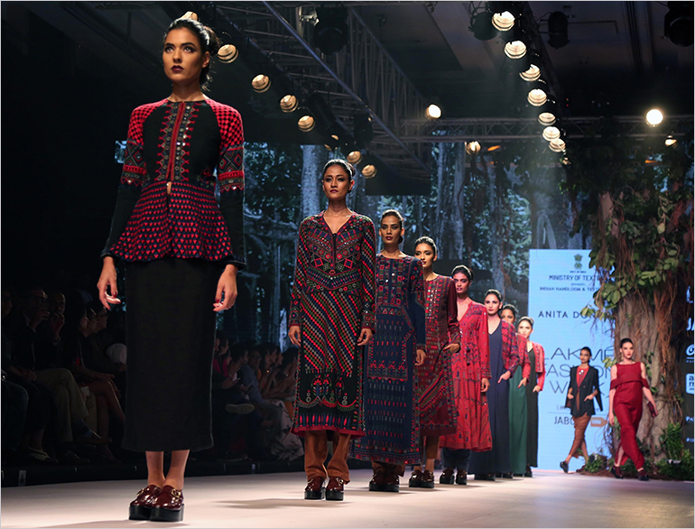 Lakme Fashion Week Winter Festive 2015 Highlights @TheRoyaleIndia