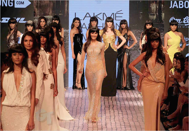 lfw 2015 day 4 highlights @TheRoyaleIndia