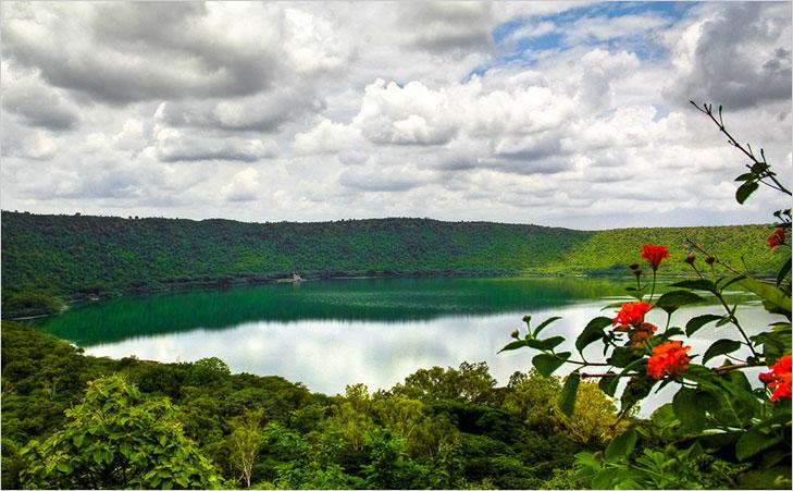 lonar lake @TheRoyaleIndia