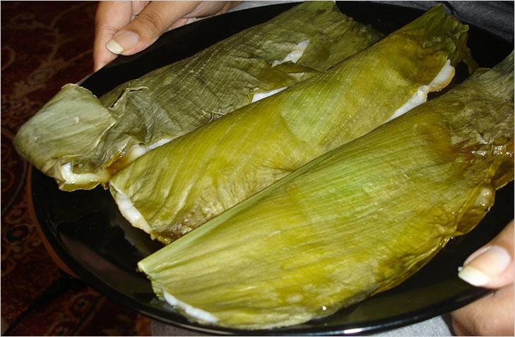 Patoli Recipe for Ganpati @TheRoyaleIndia