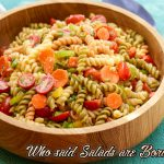 3 Easy to Prepare Salad Recipes You Can Munch Anytime