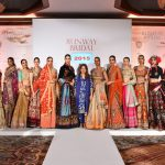 Riding High, Rising High: Ramola Bachchan's Runway Bridal Exhibition 2015
