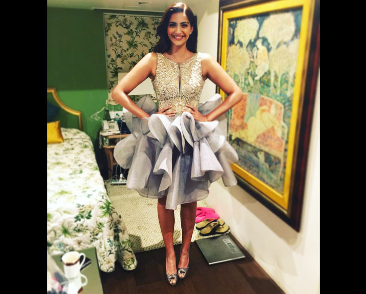 Sonam Styled by Rhea @TheRoyaleIndia