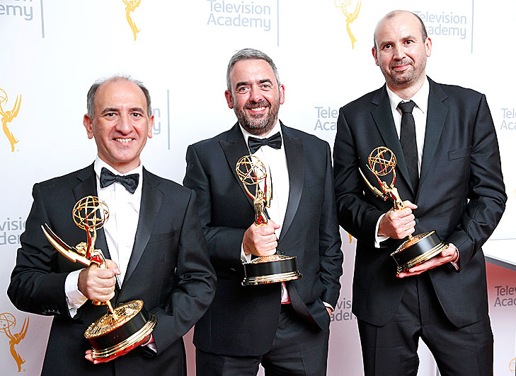 Veep Best Comedy Series Emmys 2015 @TheRoyaleIndia