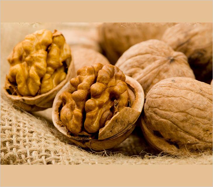 Walnuts @TheRoyaleIndia