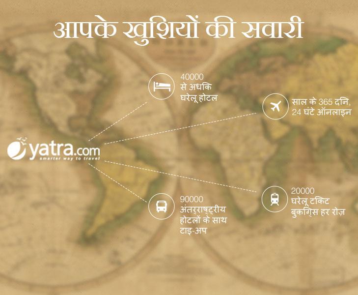 yatra india @TheRoyaleIndia