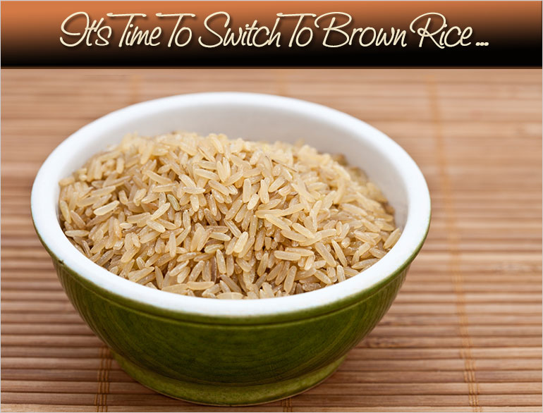 Health Benefits of Brown Rice @TheRoyaleIndia