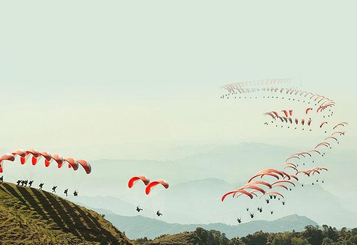 bir billing paragliding @TheRoyaleIndia