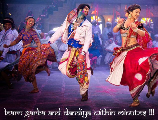 dandiya and garba tutorial @TheRoyaleIndia
