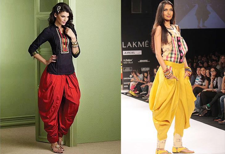 dhoti pants navratri @TheRoyaleIndia