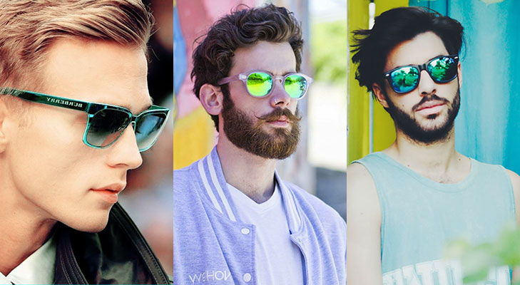shades for men  New trends in men\u0027s eyewear