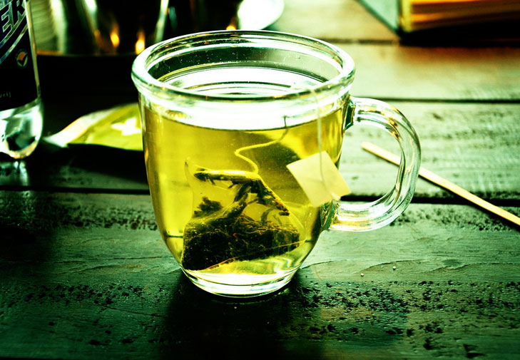 green tea toning @TheRoyaleIndia