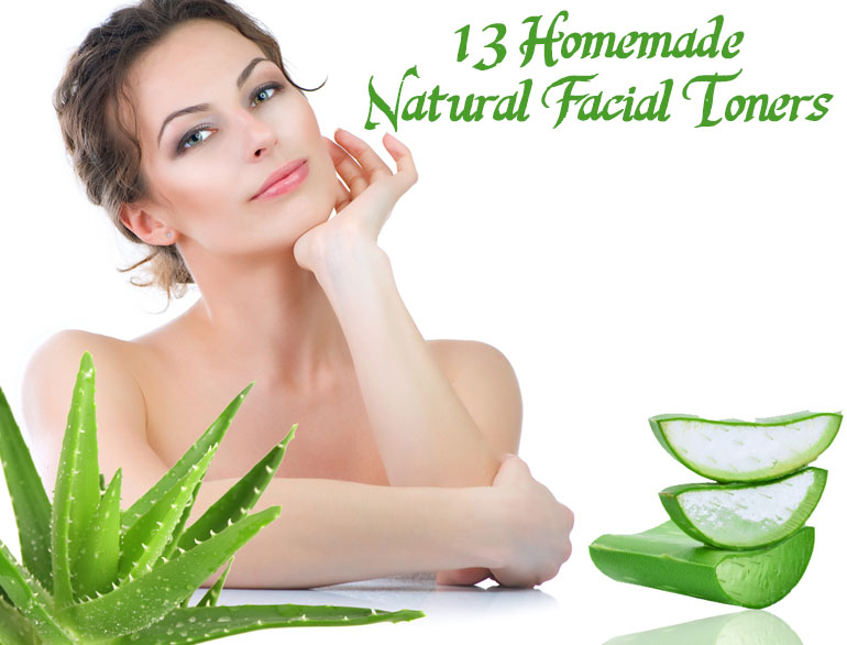 Homemade Toners for Face @TheRoyaleIndia