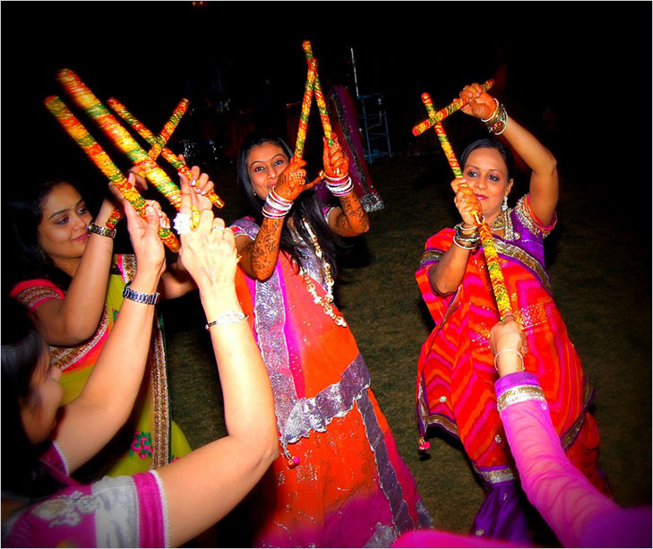 kora kendra borivali navratri @TheRoyaleIndia