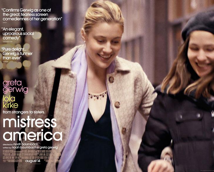 mistress america mumbai film fest @TheRoyaleIndia