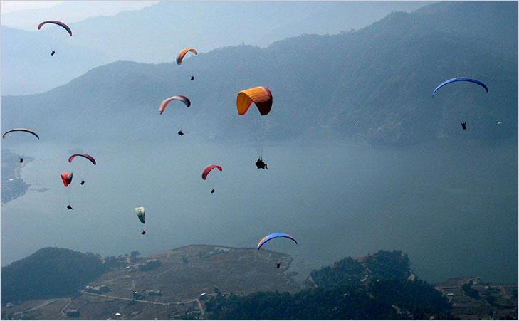 paragliding kamshet @TheRoyaleIndia