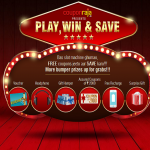 Play, Win And Save With Couponraja