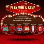 Play, Win And Save With Couponraja