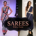 5 Saree Draping Styles With a Twist