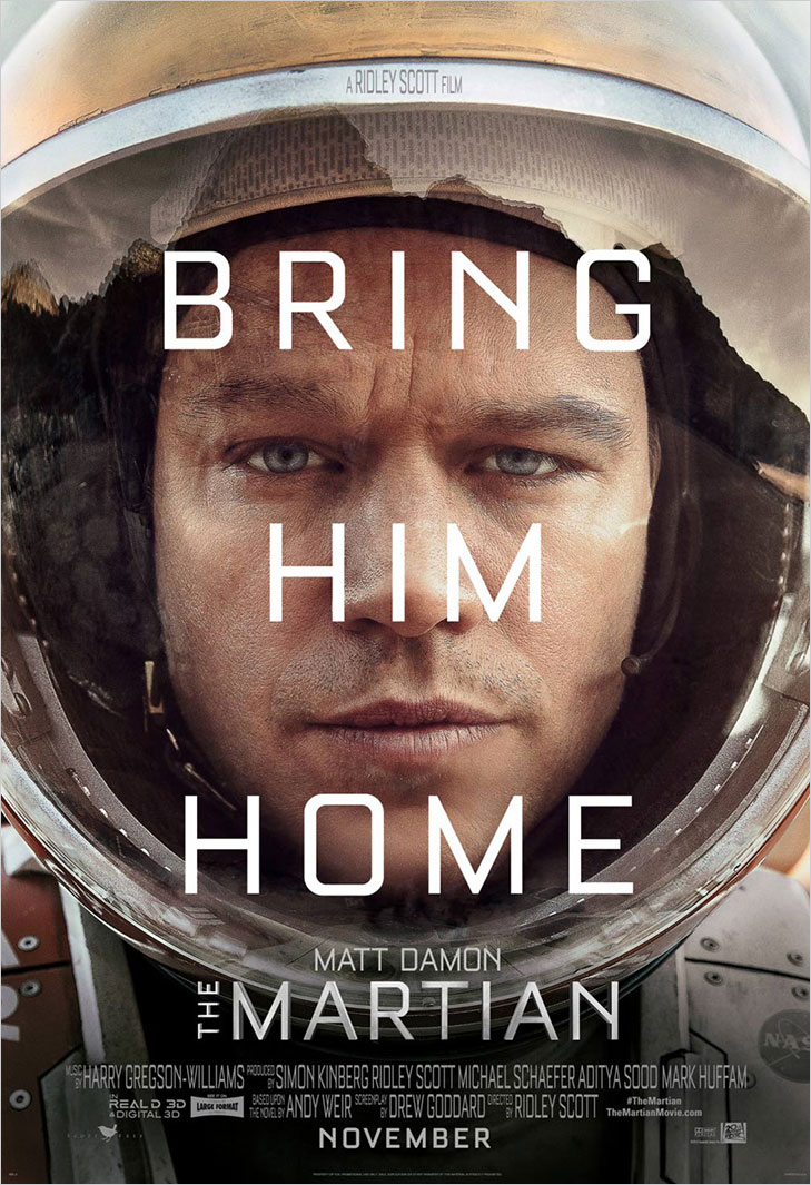 the martian @TheRoyaleIndia