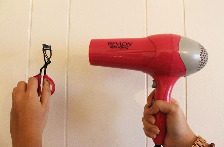 Eyelash curler heat @TheRoyaleIndia