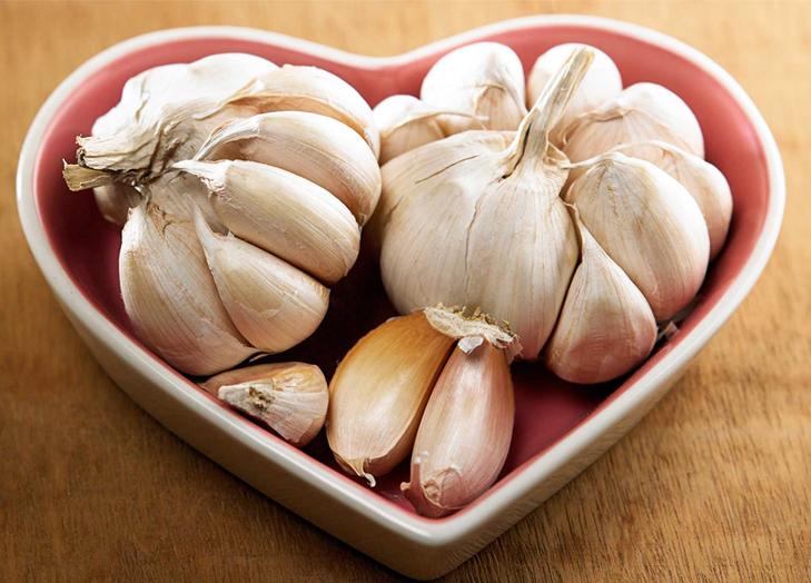 healthy heart garlic @TheRoyaleIndia