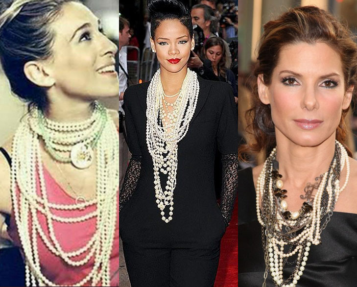 To acquire How to multi wear strand pearls picture trends