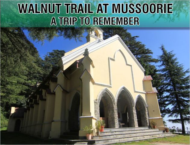Mussoorie Walnut Trail @TheRoyaleIndia