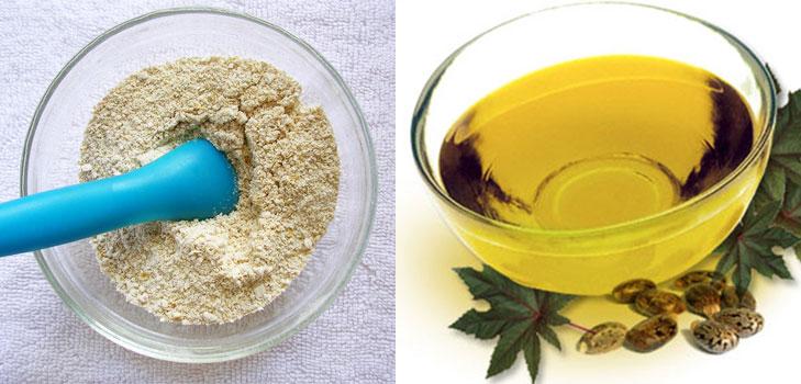 oatmeal jojoba oil mask @TheRoyaleIndia
