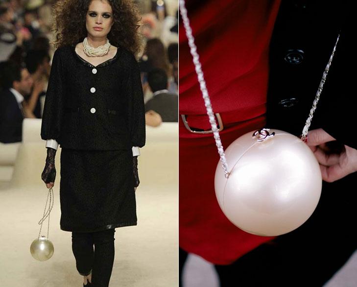 pearl handbag @TheRoyaleIndia