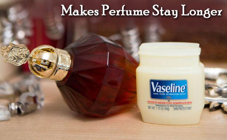 Vaseline perfume @TheRoyaleIndia