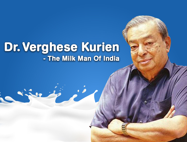 verghese kurien net worth