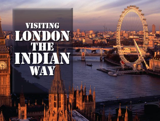 London Trip @TheRoyaleIndia