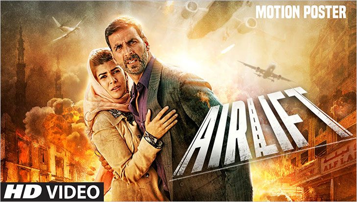 Airlift hindi action january @TheRoyaleIndia