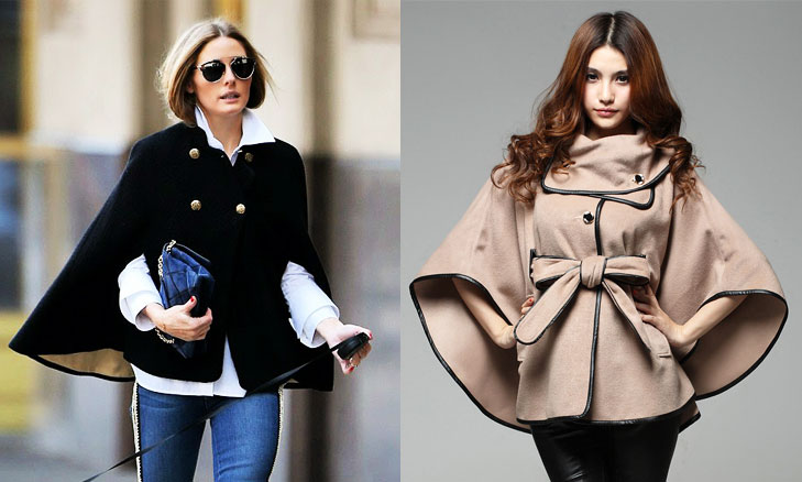 capes winter fashion @TheRoyaleIndia