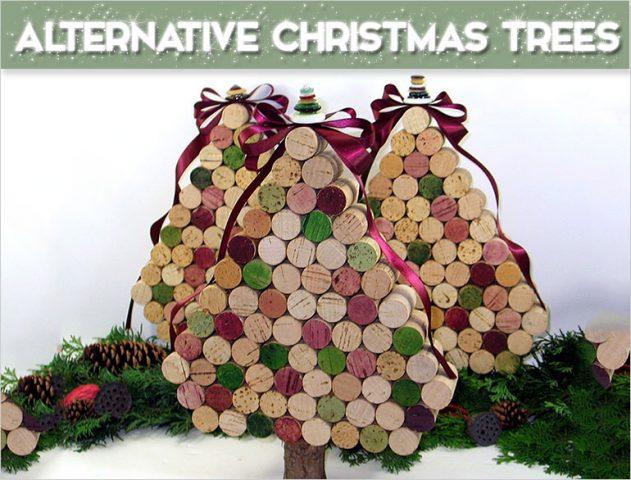 Last Minute Christmas Tree Ideas @TheRoyaleIndia