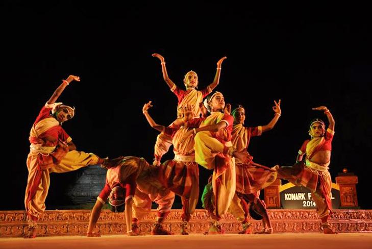 dance performance konark @TheRoyaleIndia
