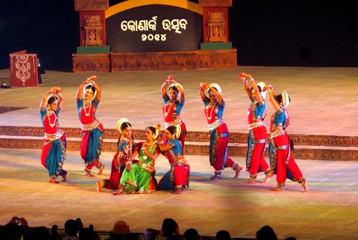 dance sun temple @TheRoyaleIndia