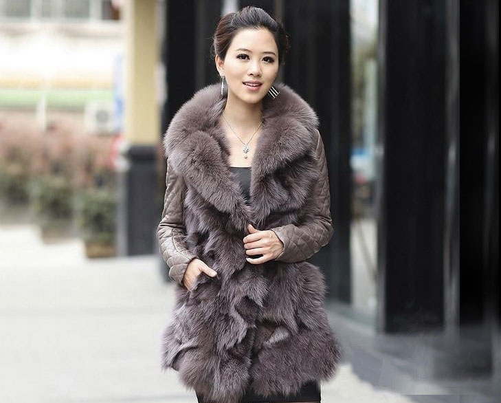 fur coats winter @TheRoyaleIndia