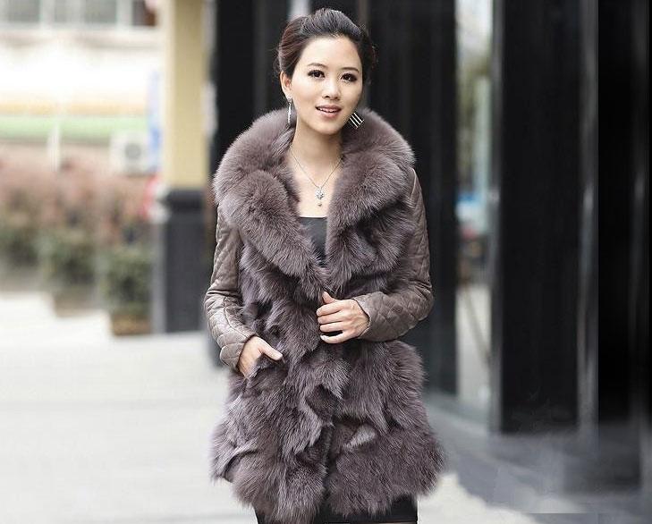 fur coats winter @TheRoyaleIndia