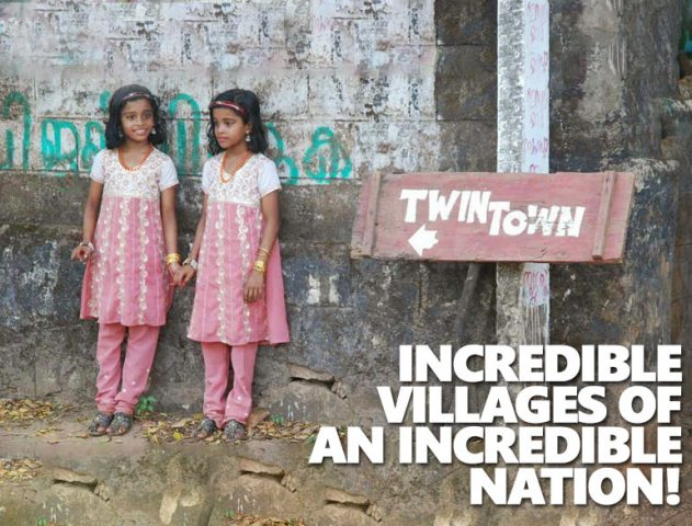 Incredible Villages Of An Incredible Nation @TheRoyaleIndia