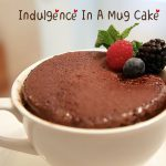 Making Cakes Gets Easy With Mug Cakes