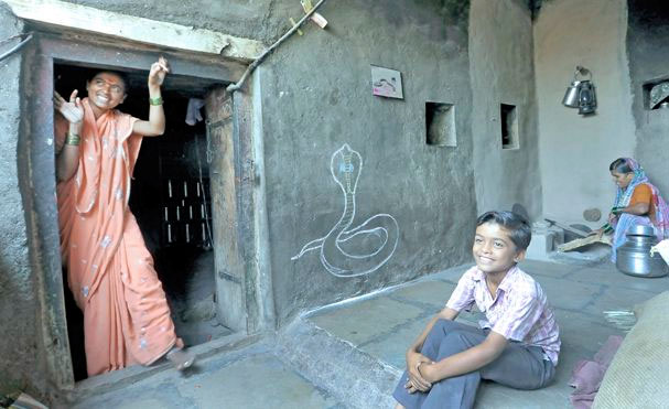 Snake village shetaphal @TheRoyaleIndia