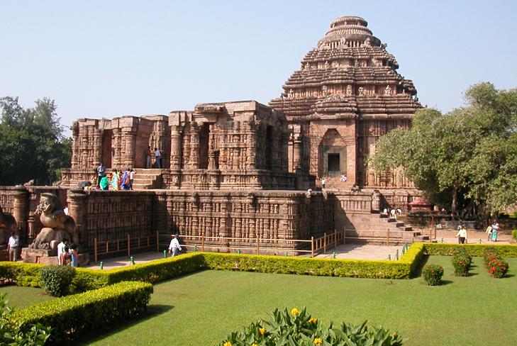sun temple orrisa @TheRoyaleIndia