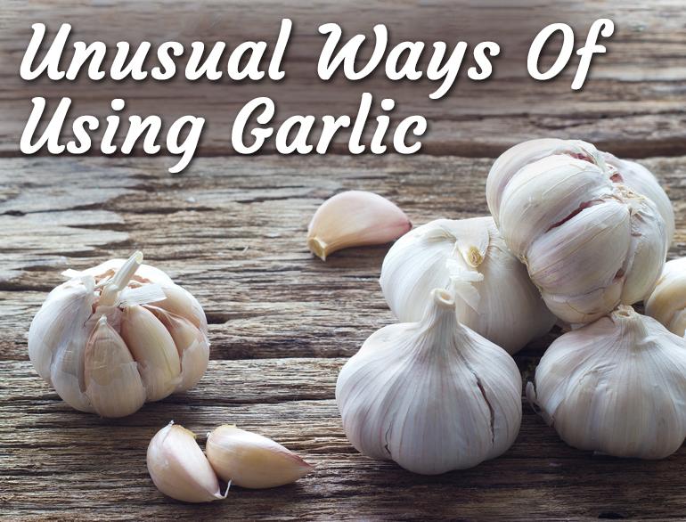 Benefits of Garlic @TheRoyaleIndia