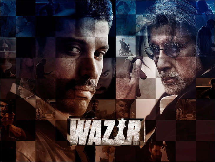 Wazir thriller movie @TheRoyaleIndia