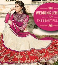Tips On Choosing The Right Wedding Lehenga For Your Body Type