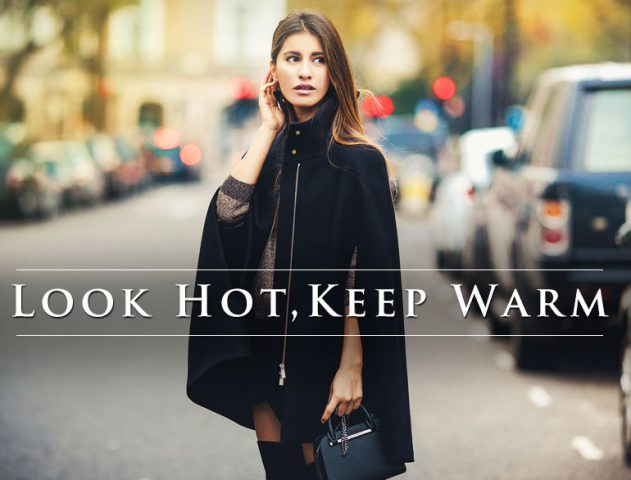 Winter jacket trends for women @TheRoyaleIndia