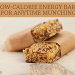 3-Ingredient Low-Calorie Energy Bar Recipes